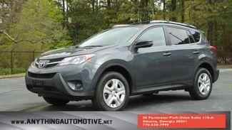 2015 Toyota RAV4 LE Atlanta, Georgia