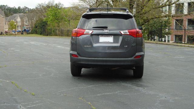 2015 Toyota RAV4 LE Atlanta, Georgia 3