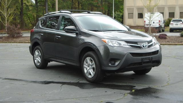2015 Toyota RAV4 LE Atlanta, Georgia 6