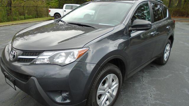 2015 Toyota RAV4 LE Atlanta, Georgia 9