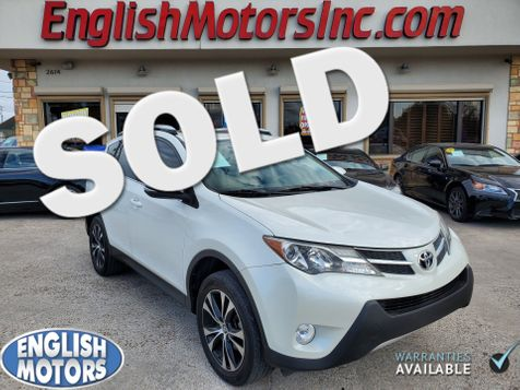 2015 Toyota RAV4 Limited in Brownsville, TX