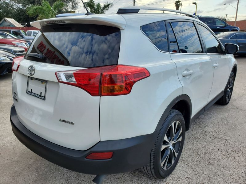 2015 Toyota RAV4 Limited  Brownsville TX  English Motors  in Brownsville, TX