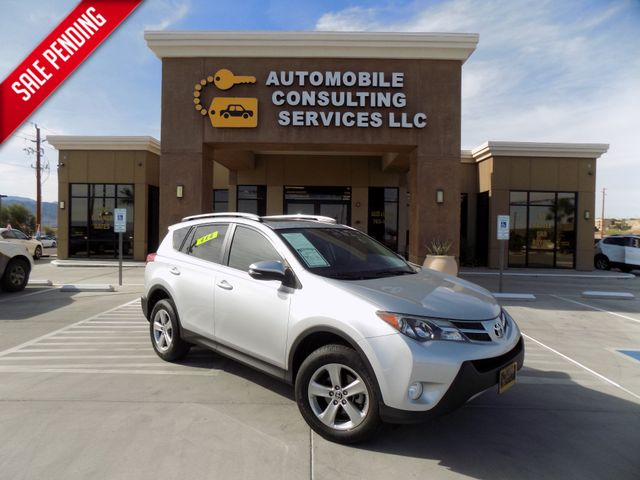 2015 Toyota RAV4 XLE AWD in Bullhead City, AZ 86442-6452