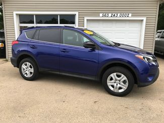 2015 Toyota RAV4 LE in Clinton IA, 52732