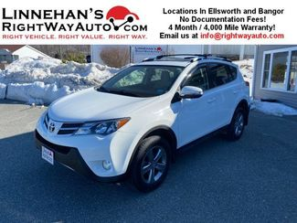 2015 Toyota RAV4 XLE in Bangor, ME 04401