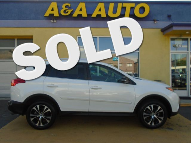 2015 Toyota RAV4 Limited in Englewood, CO 80110