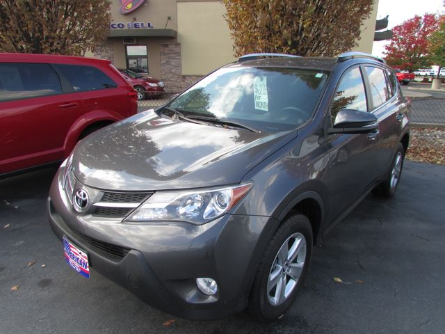 2015 Toyota RAV4 XLE AWD in Fremont, OH 43420