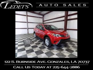 2015 Toyota RAV4 LE - Ledet's Auto Sales Gonzales_state_zip in Gonzales