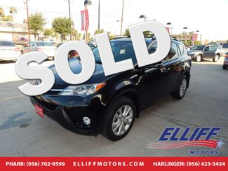 2015 Toyota RAV4 Limited in Harlingen TX, 78550