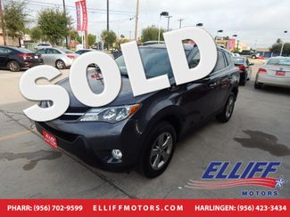 2015 Toyota RAV4 XLE in Harlingen, TX 78550