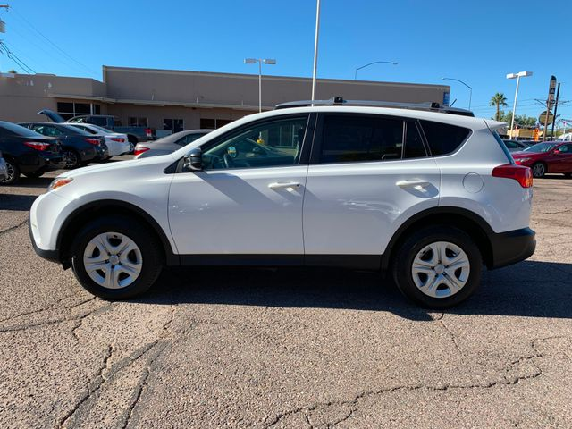 2015 Toyota RAV4 LE 5 YEAR/60,000 MILE FACTORY POWERTRAIN WARRANTY Mesa, Arizona 1