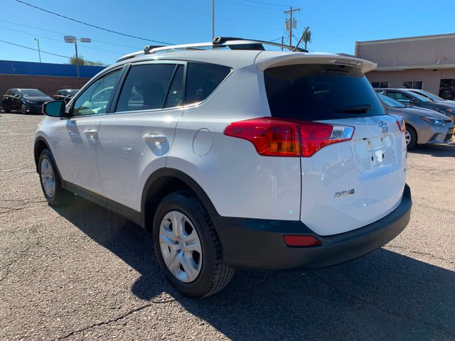 2015 Toyota RAV4 LE 5 YEAR/60,000 MILE FACTORY POWERTRAIN WARRANTY Mesa, Arizona 2