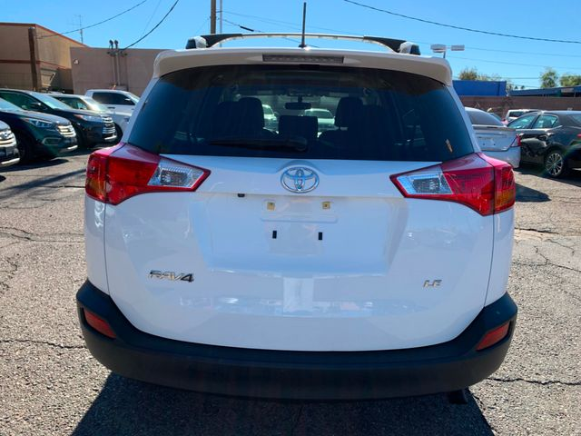 2015 Toyota RAV4 LE 5 YEAR/60,000 MILE FACTORY POWERTRAIN WARRANTY Mesa, Arizona 3