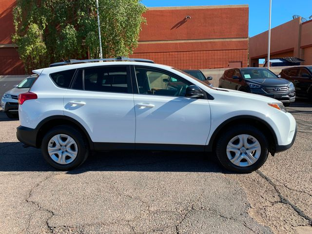 2015 Toyota RAV4 LE 5 YEAR/60,000 MILE FACTORY POWERTRAIN WARRANTY Mesa, Arizona 5