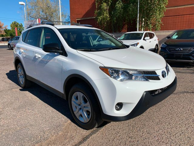 2015 Toyota RAV4 LE 5 YEAR/60,000 MILE FACTORY POWERTRAIN WARRANTY Mesa, Arizona 6