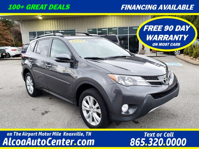 2015 Toyota RAV4 Limited AWD w/Tech/Navigation/Entune/JBL in Louisville, TN 37777