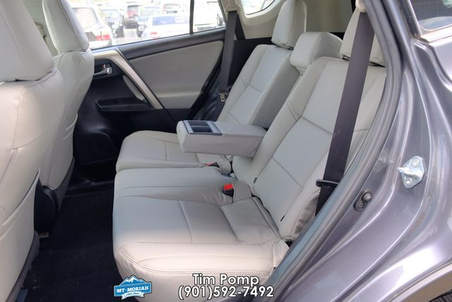 2015 Toyota RAV4 XLE new leather seats/sunroof in Memphis, Tennessee 38115