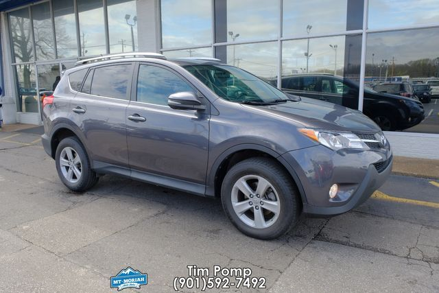 2015 Toyota RAV4 XLE | Memphis, Tennessee | Tim Pomp - The Auto Broker in  Tennessee