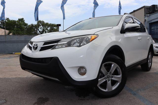 2015 Toyota RAV4 XLE in Miami, FL 33142