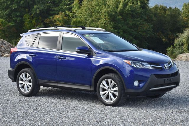 2015 Toyota RAV4 Limited Naugatuck, Connecticut 6