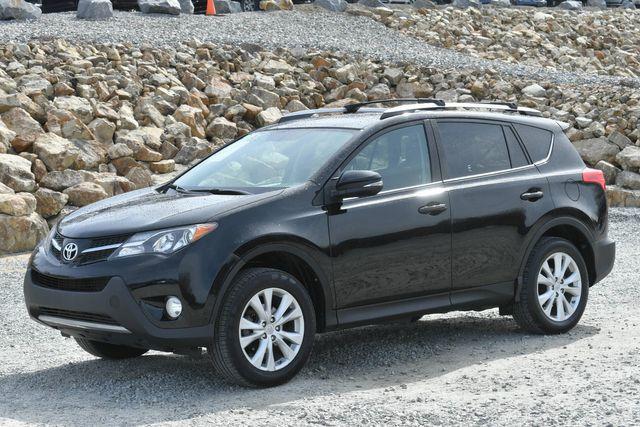 2015 Toyota RAV4 Limited Naugatuck, Connecticut