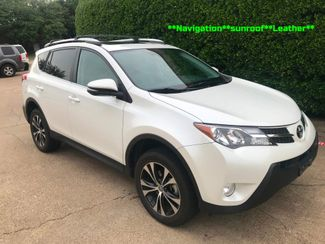 2015 Toyota RAV4 Limited w/Navigation**Sunroof**Leather**Clean in Plano, Texas 75074