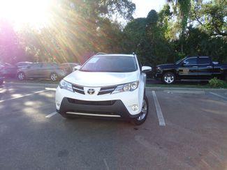 2015 Toyota RAV4 XLE LEATHER. SUNROOF. NAVIGATION SEFFNER, Florida