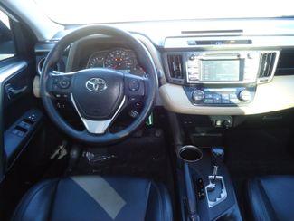 2015 Toyota RAV4 XLE LEATHER. SUNROOF. NAVIGATION SEFFNER, Florida 5