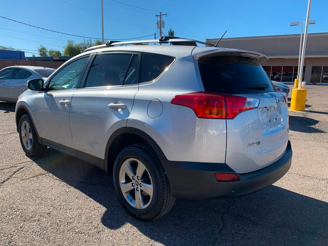 2015 Toyota RAV4 XLE 5 YEAR/60,000 MILE FACTORY POWERTRAIN WARRANTY Mesa, Arizona 2