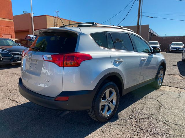2015 Toyota RAV4 XLE 5 YEAR/60,000 MILE FACTORY POWERTRAIN WARRANTY Mesa, Arizona 4