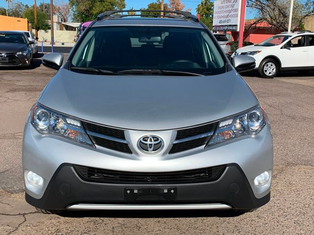 2015 Toyota RAV4 XLE 5 YEAR/60,000 MILE FACTORY POWERTRAIN WARRANTY Mesa, Arizona 7