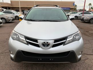 2015 Toyota RAV4 XLE 3 MONTH/3,000 MILE NATIONAL POWERTRAIN WARRANTY Mesa, Arizona 7