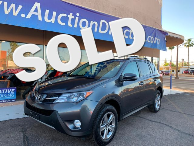 2017 Toyota Rav4 Xle 5 Year 60 000 Mile Factory Train Warranty