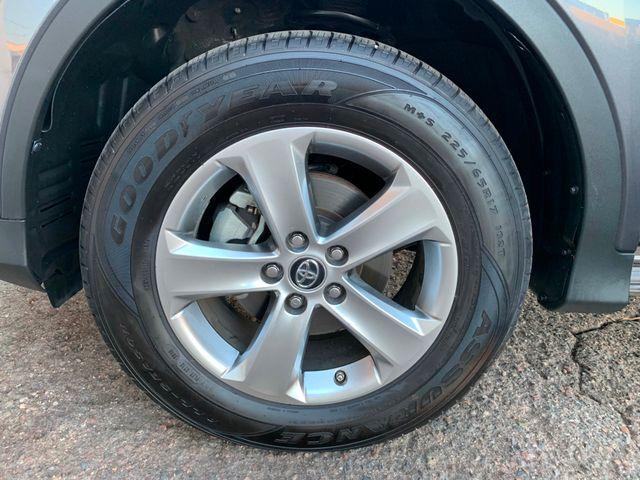 2015 Toyota RAV4 XLE 5 YEAR/60,000 MILE FACTORY POWERTRAIN WARRANTY Mesa, Arizona 23