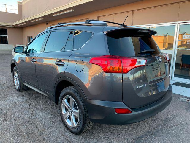 2015 Toyota RAV4 XLE 5 YEAR/60,000 MILE FACTORY POWERTRAIN WARRANTY Mesa, Arizona 2