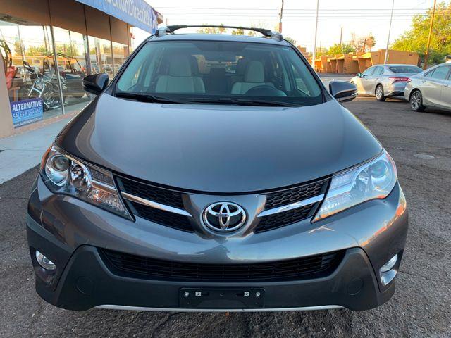 2015 Toyota RAV4 XLE 5 YEAR/60,000 MILE FACTORY POWERTRAIN WARRANTY Mesa, Arizona 4