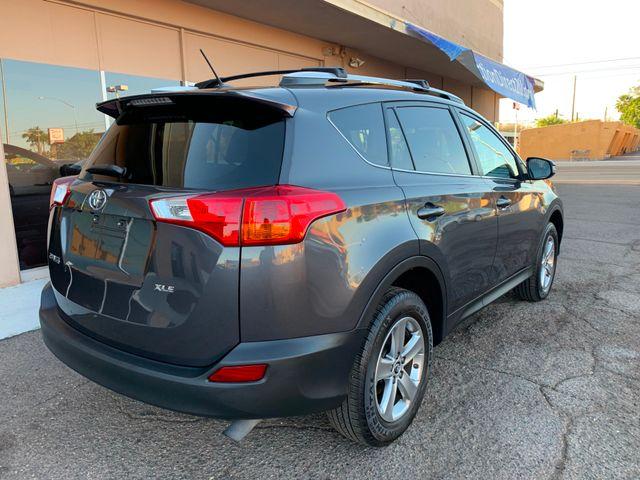 2015 Toyota RAV4 XLE 5 YEAR/60,000 MILE FACTORY POWERTRAIN WARRANTY Mesa, Arizona 6