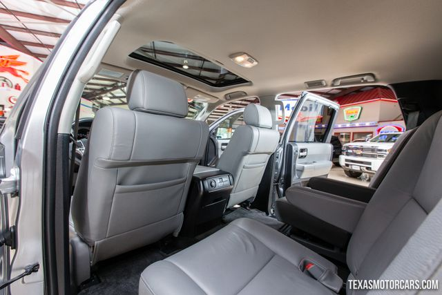2015 Toyota Sequoia 4X4 Limited in Addison, Texas 75001