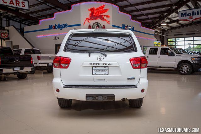 2015 Toyota Sequoia SR5 in Addison Texas, 75001