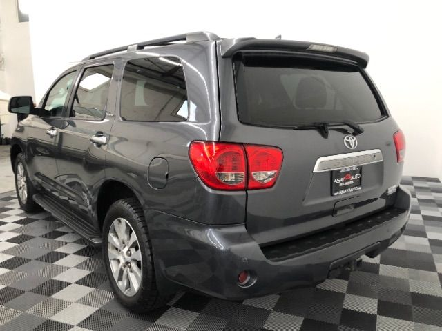 2015 Toyota Sequoia Limited LINDON, UT 4