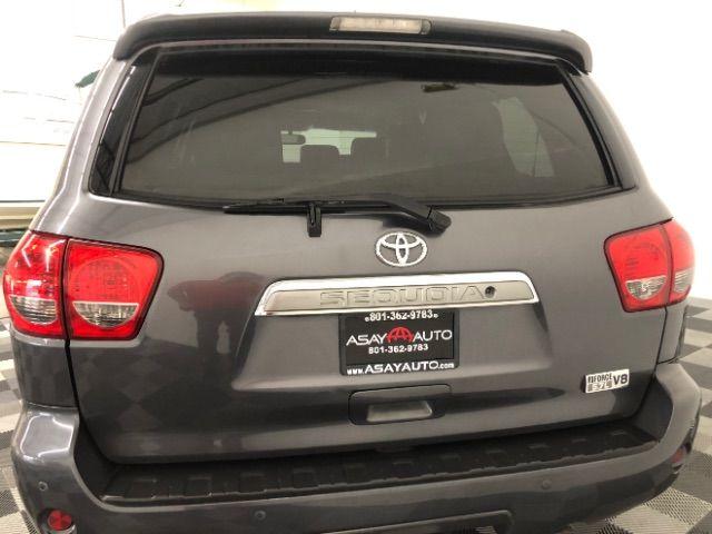 2015 Toyota Sequoia Limited LINDON, UT 5
