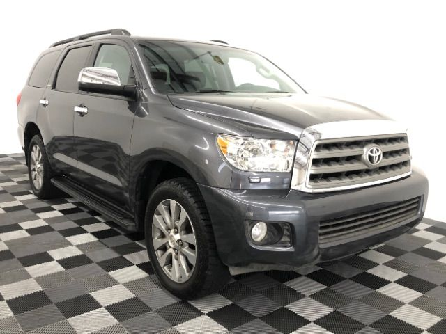 2015 Toyota Sequoia Limited LINDON, UT 7