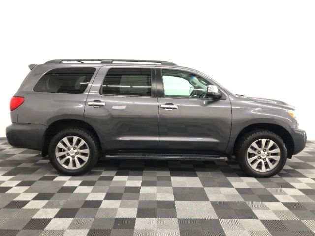 2015 Toyota Sequoia Limited LINDON, UT 8
