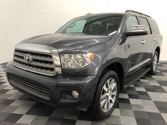 2015 Toyota Sequoia Limited LINDON, UT