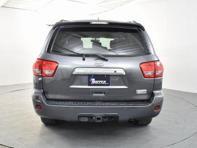 2015 Toyota Sequoia Limited in McKinney, Texas 75070