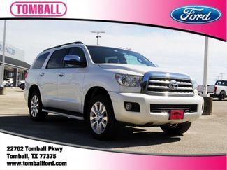 2015 Toyota Sequoia Platinum in Tomball, TX 77375