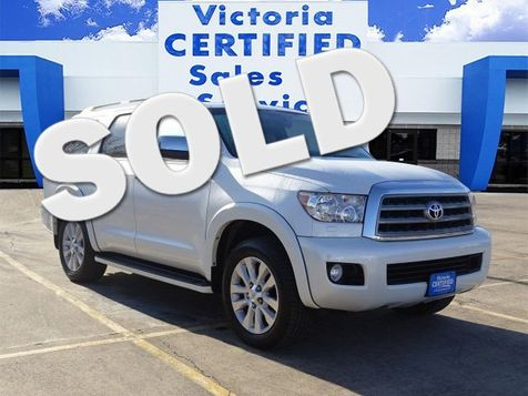 2015 Toyota Sequoia Platinum in