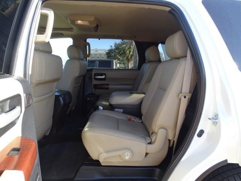 2015 Toyota Sequoia Platinum   Texas  Victoria Certified  in , Texas