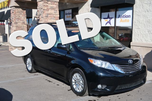 2015 Toyota Sienna XLE | Bountiful, UT | Antion Auto in Bountiful UT