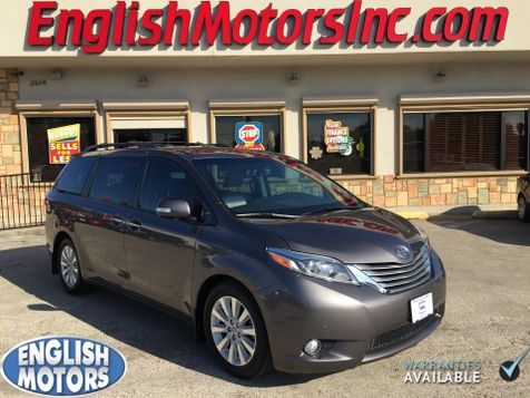 2015 Toyota Sienna Ltd in Brownsville, TX
